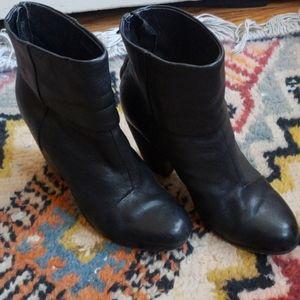 Rag & Bone Newbury Leather Ankle Boot